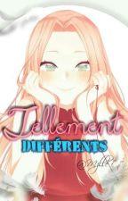 Tellement différents - Sasusaku by MzlleUcharuno