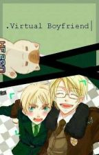 Virtual boyfriend [UsUk/UkUs] by Magicalgirl-chan