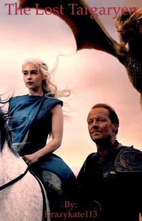 The Lost Targaryen  by Krazykate113