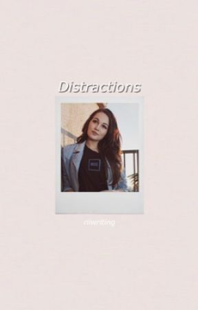 Distractions {1} ⋆ A. Banks by rileyyswrites