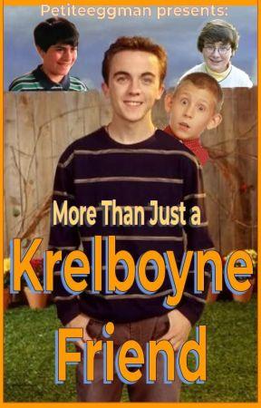 More Than Just a Krelboyne Friend by petiteeggman