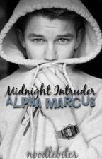Midnight Intruder // Alpha Marcus by noodlebites