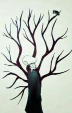 Within the trees (Slenderman x reader) by Madame_Madness