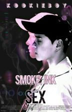 Smoke, Ink & Sex. | HyukMin {Dean + Jimin} by KookieBoy