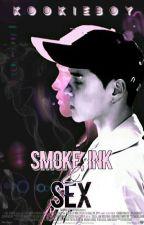Smoke, Ink & Sex. | HyukMin {Dean + Jimin} by KookieBoy