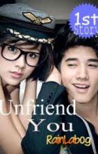 Unfriend you by RainLabog