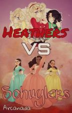 The Heathers Versus the Schuyler Sisters by Arcanada