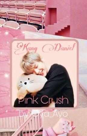 Pink Crush||Kang Daniel by Apeach_Crush