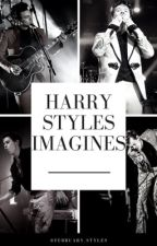 Harry Styles Imagines by february_styles