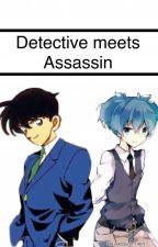 Detective Meets Assassin-Detective Conan x Assassination classroom by Carnivore4