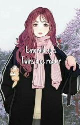 Emerald eyes; Hitachiin twins x Oc reader by Joshuasenglish