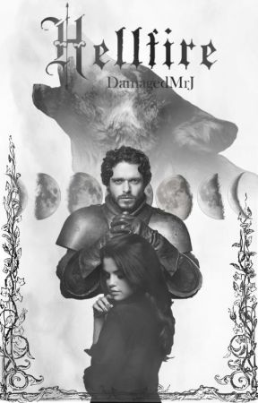 Hellfire ☞ Robb Stark by DamagedMrJ