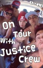 On Tour With Justice Crew by tamaramclarsen