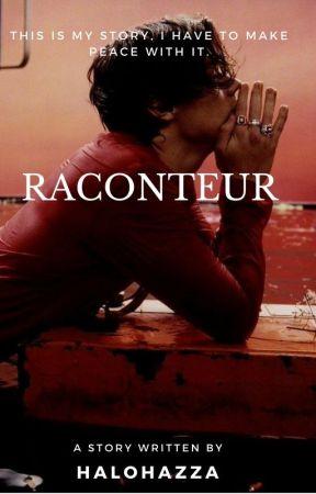 Raconteur || H.S by halohazza
