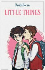 Little things  || larry stylinson • version by BeubaHoran