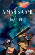 A Man's Game || Aaron Judge by BasilBlue