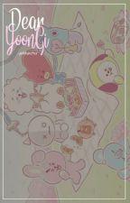 Dear,  yoongi | Y.M ؛ ✓ by whosymini