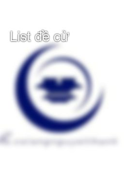 Đọc truyện List đề cử