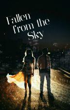Fallen From The Sky ( Virika) by llrahemina