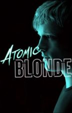 Atomic Blonde | Eggsy by Lovingonthewall