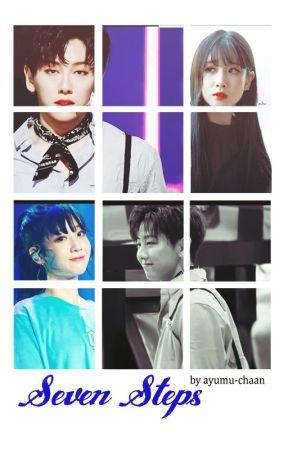 seven steps +taehyun/jiae by ayumuchaan