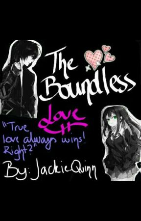 (AaronXOC) The Boundless Love by Jackie_Quinn