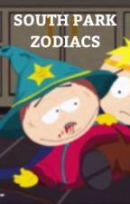 South Park Zodiac Signs by NatLatNat