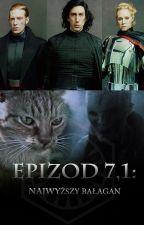Epizod 7,1: Najwyższy Bałagan by IronicznaXD