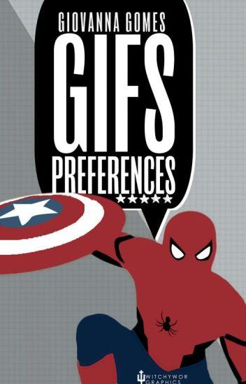 🍷 Gifs Preferences 🍷