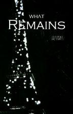 Remains of Us by _mahima_