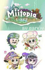 Miitopia-Eine riesige FanFiction by Darkiy