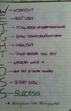 my weight loss journey  by BellaThomas8