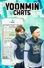﹆Chats YoonMin {✦}.¡! ❀m.y+p.j❀ by _-MxnYxonGi-_