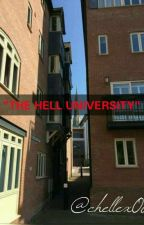 THE HELL UNIVERSITY by chellex08