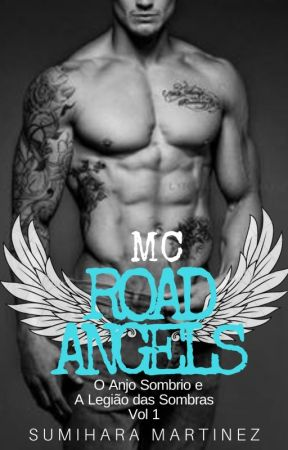 MC Road Angels -  Anjo Sombrio - Vol 1 by sumiharamartinez