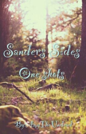Sanders Sides- shipping by AmyTheUndead
