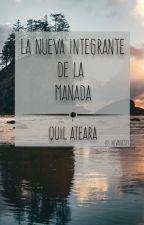 La nueva integrante de la manada 《Quil Ateara》 by Nevada331
