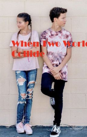 When Two World Collide || Hannie FanFic by Midnight_manor322