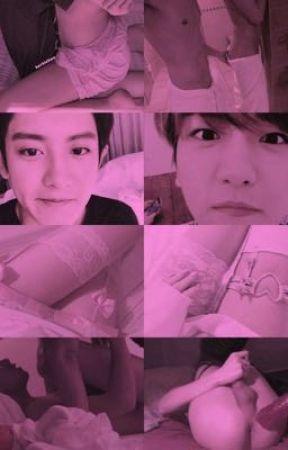 CHANBAEK • My Little Boy +19  by Baek3nini