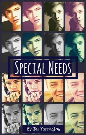 Special Needs by JenYarrington