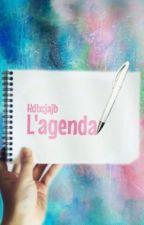 L'agenda. by hdlxcjajb