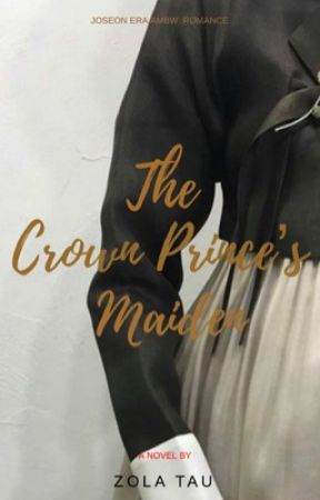 The Crown prince's maiden ( ambw) by Zolatau