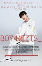 Boy Meets_  [Namjin, BTS CZ] by K-Pop_fanfics
