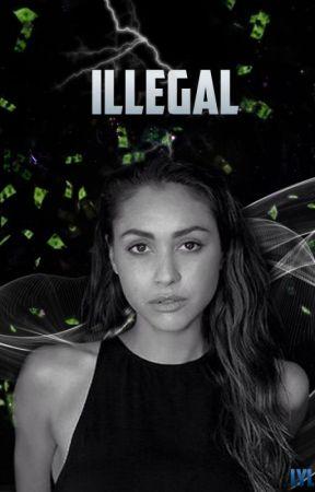Illegal by lyl696