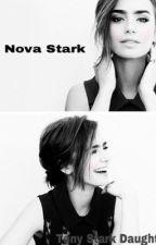 Nova Stark {Tony Stark Daughter} by clem-ody