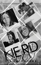 Nerd girl- Brandon Rowland by irisfernades03