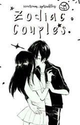 Zodiac Couples by icecream-sprinkles