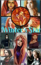 Winter's Star (Starfire x Winter Soldier) by insaneredhead