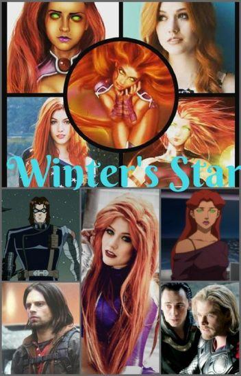 Winter's Star (Starfire x Winter Soldier)