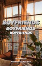 BOYFRIENDS || VMIN💫 by kimmypand